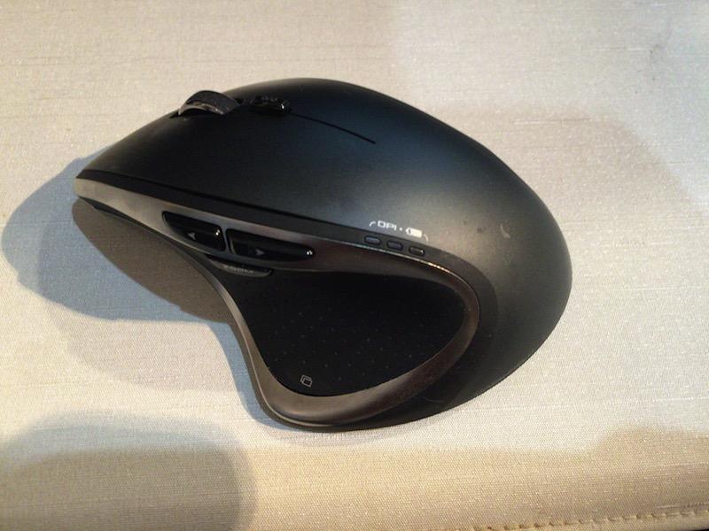 ロジクール パフォーマンス マウス 950t ワイヤレス 4