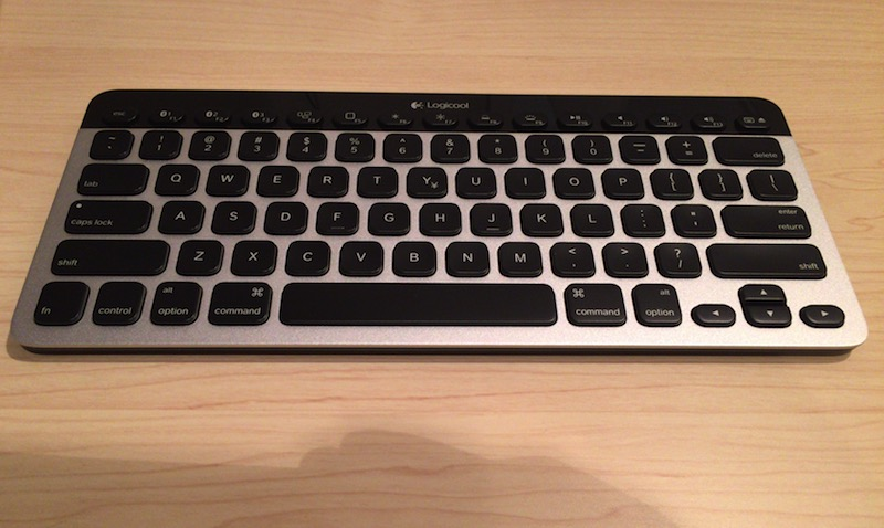 ロジクール Bluetooth Easy-Switch Keyboard K811 2
