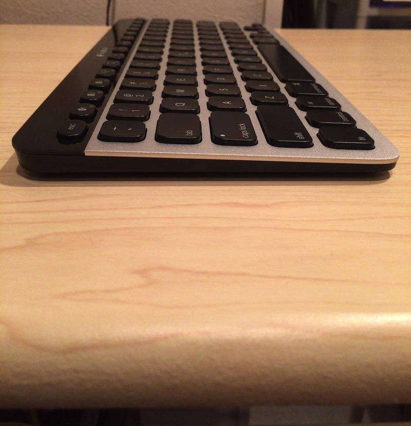 ロジクール Bluetooth Easy-Switch Keyboard K811 3