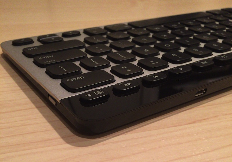 ロジクール Bluetooth Easy-Switch Keyboard K811 4