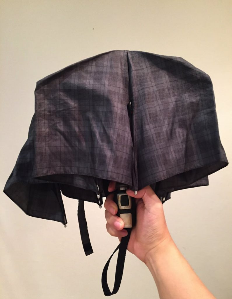 knirps (クニルプス) 折りたたみ傘 T2 5