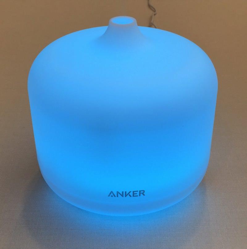 Anker アロマディフューザー 250ml オイルディフューザー12