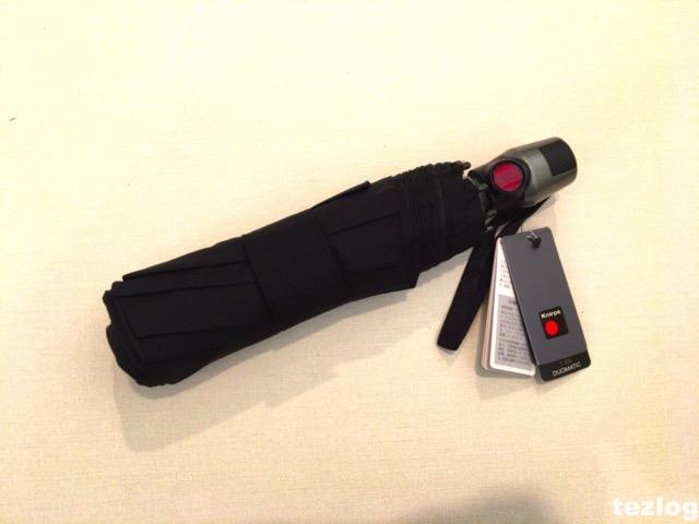 折りたたみ傘 knirps-t.200 2