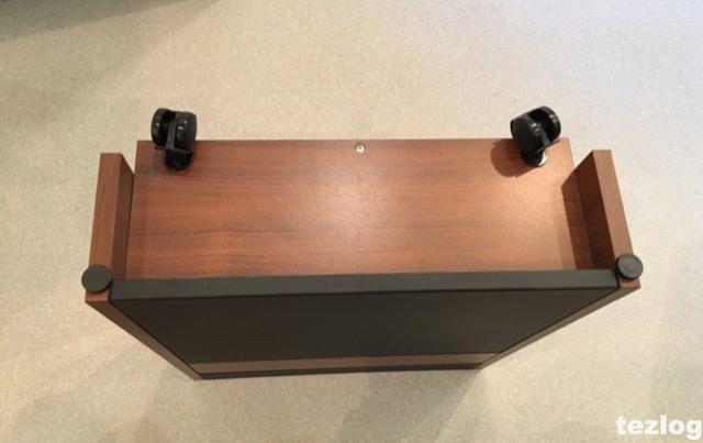 ケーブルボックス タップ・ルーター収納ボックス 組み立て