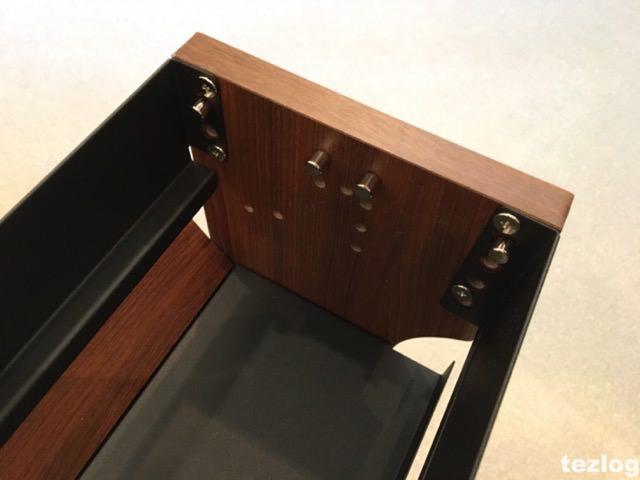 ケーブルボックス タップ・ルーター収納ボックス 棚板取り付け