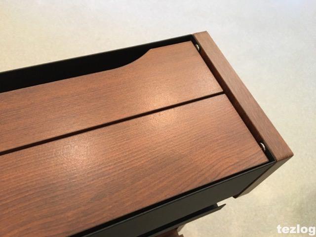 ケーブルボックス タップ・ルーター収納ボックス 蓋