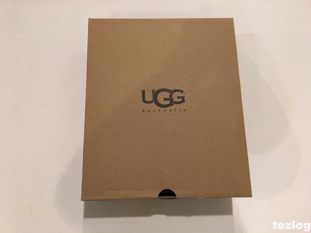 UGG メンズブーツ バーリントン 箱