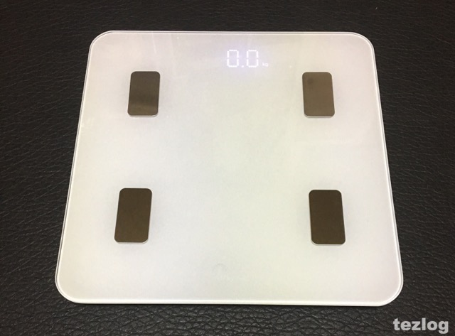 Bluetooth 体重・体組成計 1byone
