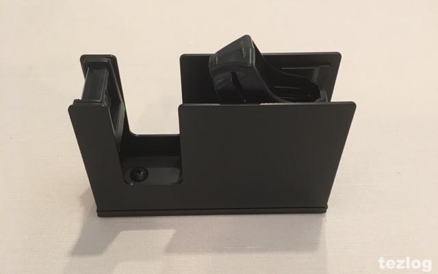 コクヨ テープカッター カルカット スチール 黒 T-SM111D