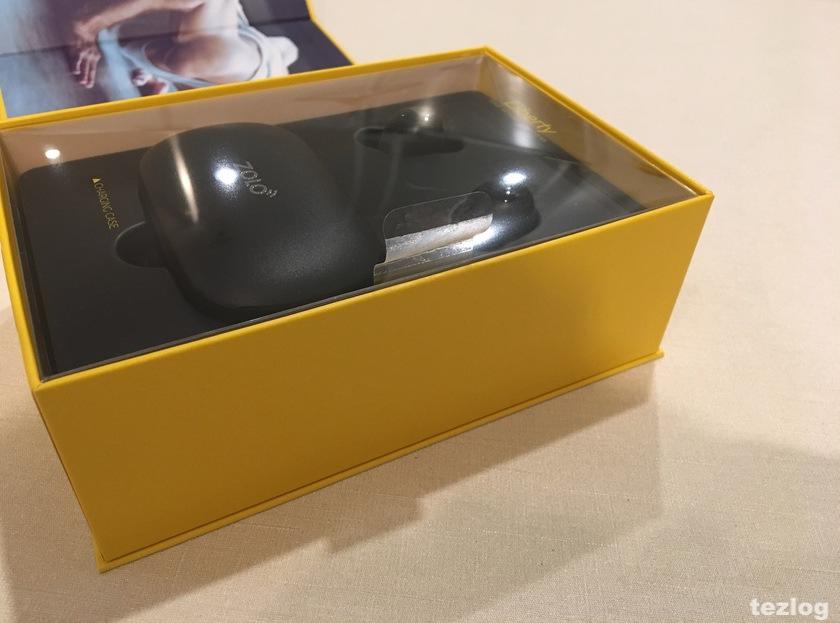 ANKER Zolo Liberty bluetooth 完全ワイヤレスイヤフォン 開封の仕方