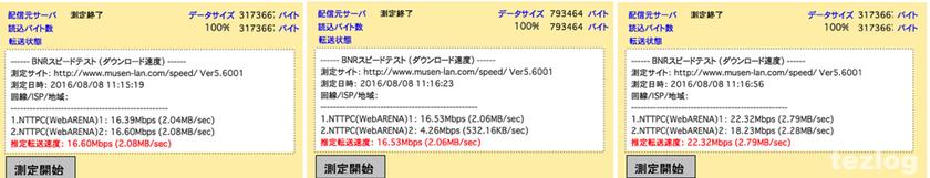 11ac対応ルーター PA-WG2200HP 変更前