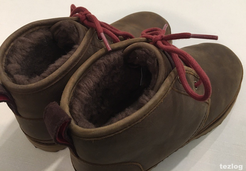 UGG メンズブーツ NEUMEL WATERPROOF
