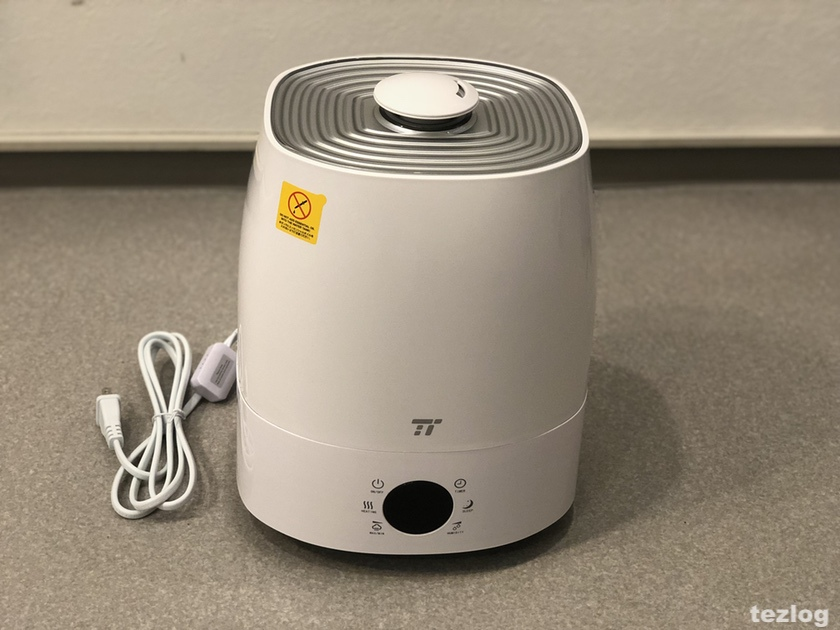 TaoTronics 加湿器 tt-ah007 本体