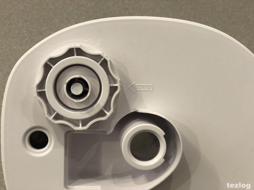 TaoTronics 加湿器 tt-ah007 吸水口