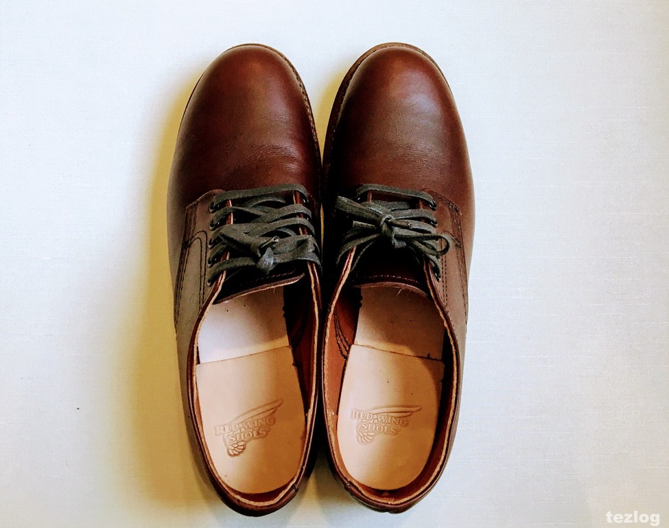 RED WING レッドウイング BECKMAN OXFORD 9042