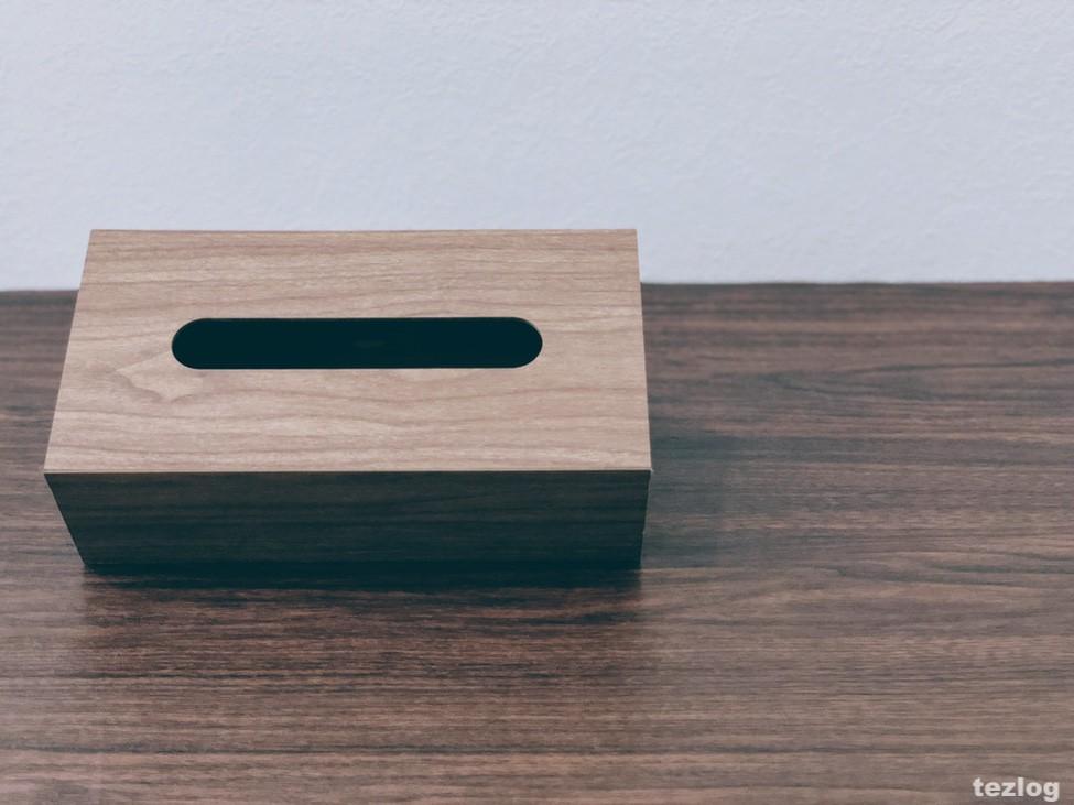 Bosk ボスク ティッシュボックス