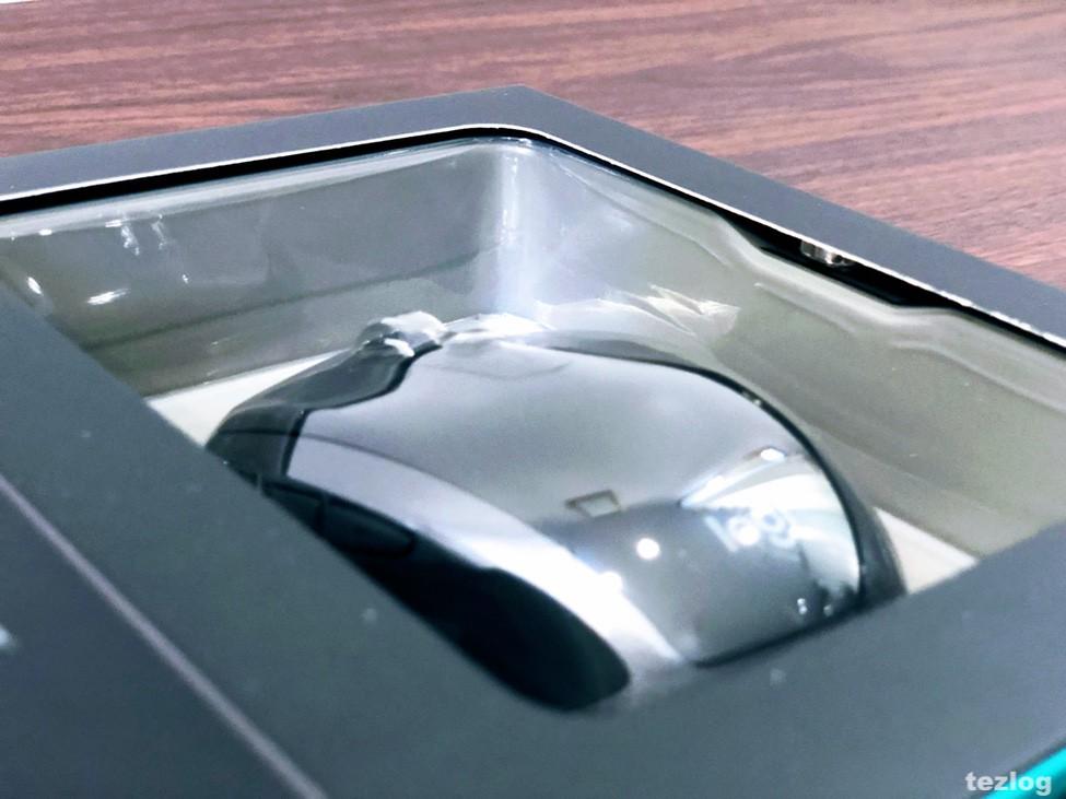 Logicool ワイヤレスモバイルマウス MX ANYWHERE 2Sのパッケージ Logicool ワイヤレスモバイルマウス MX ANYWHERE 2Sのパッケージ に付いてるネオジウム磁石