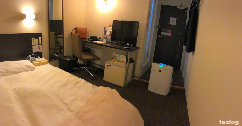 スーパーホテル 新大阪