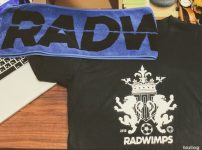 RADWIMPS Road to Catharsis Tour 2018 グッズ