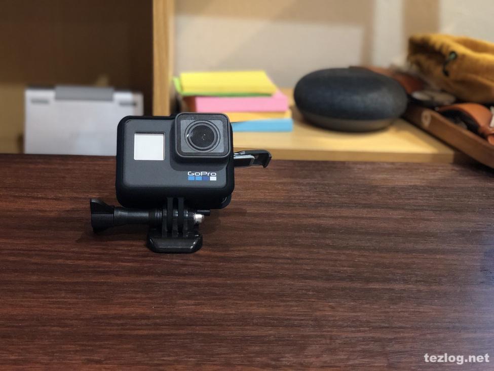 GoPro Hero6 ディヤード(Deyard) フレームケース