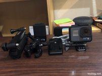 GoPro HERO6と最初に買ったアクセサリー6点