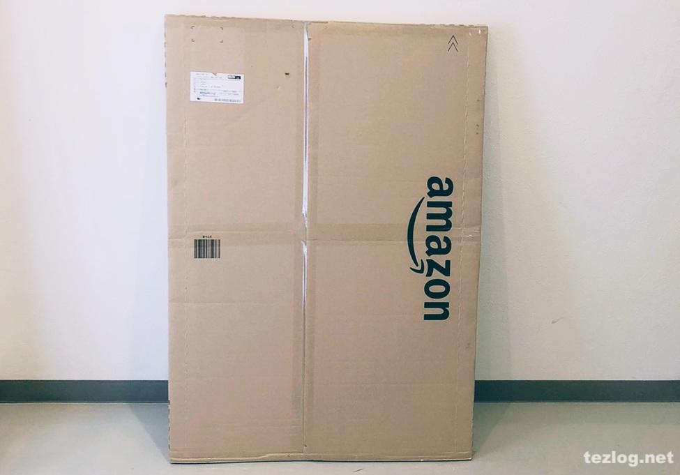 amazon限定ダンボールのゴミ箱を購入