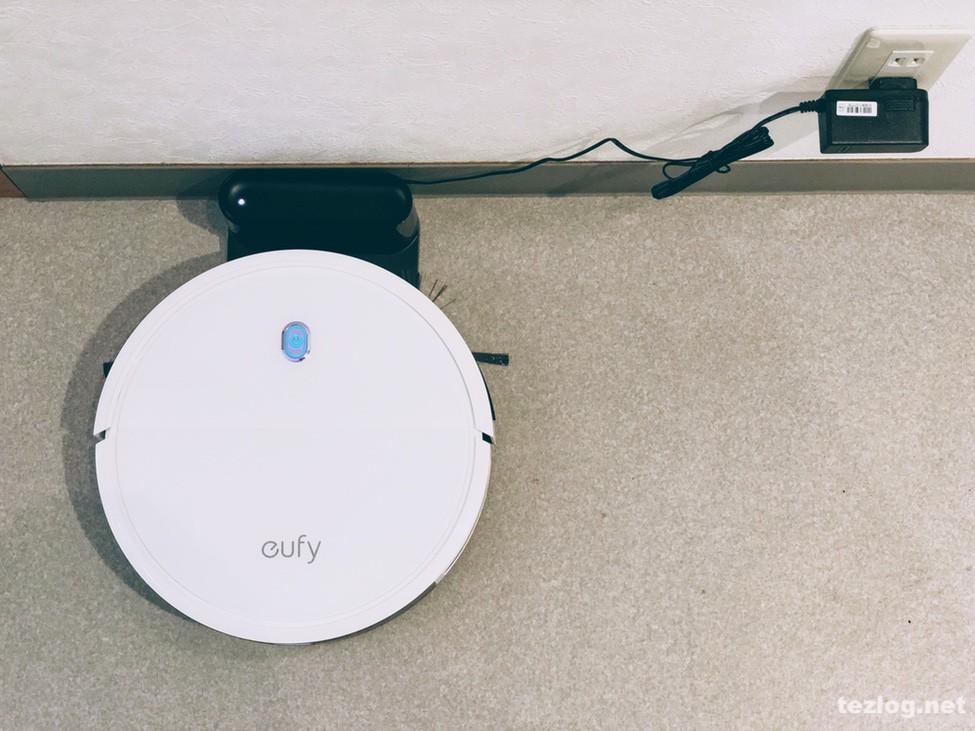 Eufy ロボット掃除機 RovoVac 11S 満充電