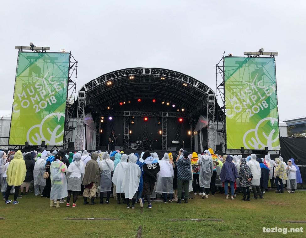 ぴあフェス2018 CAMP STAGE