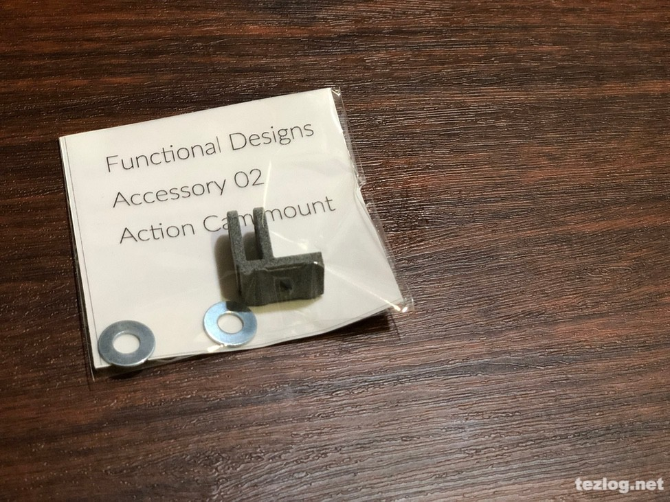 Functional Designs Osmo Pocket用アクセサリーマウント