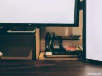 机の上の画像