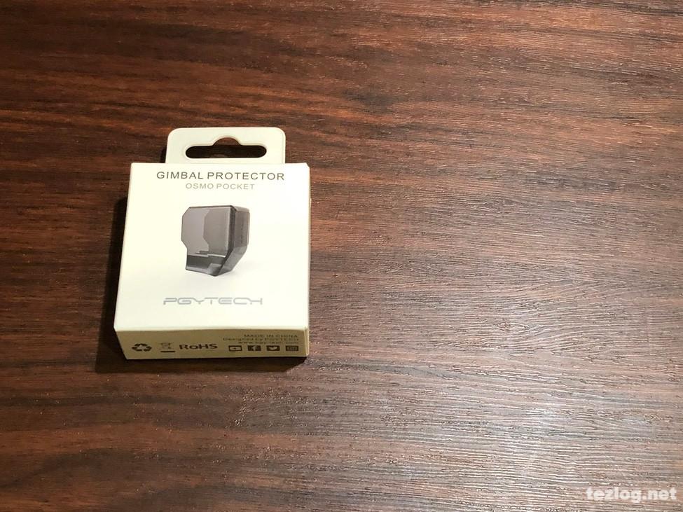 Osmo Pocket ジンバルプロテクター PGYTECH パッケージ