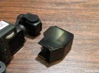 Osmo Pocketにジンバルプロテクターを取り付ける