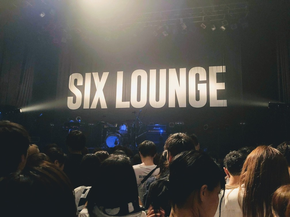 "SIX LOUNGE TOUR 2019 ""in LOVE"" 新木場STUDIO COAST 2019年6月9日"