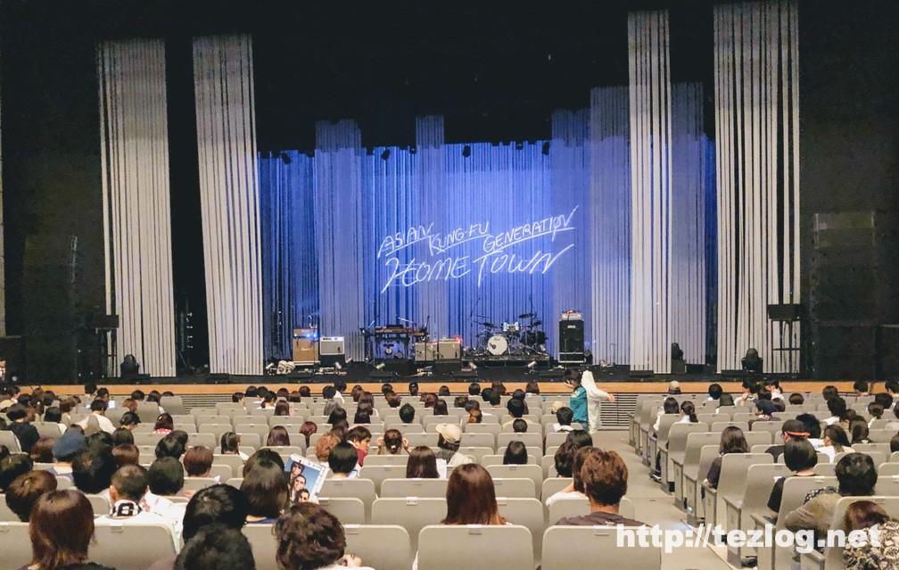 ASIAN KUNG-FU GENERATION Tour2019 「ホームタウン」大宮ソニックシティ公演