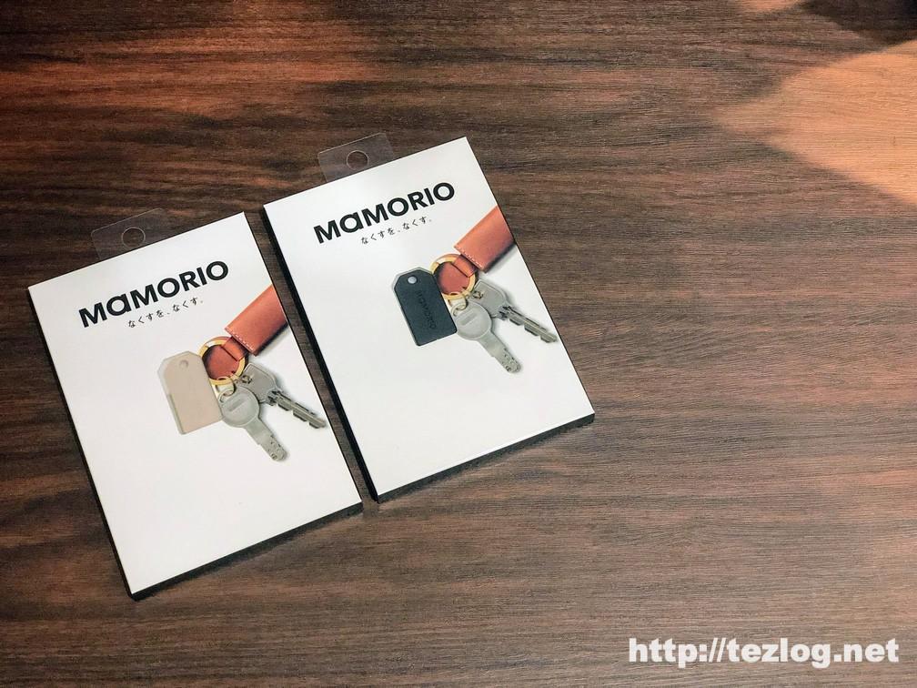 MAMORIO (2019) MAM-003 パッケージ