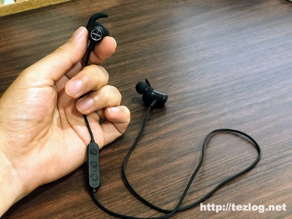 Mpow Bluetoothイヤフォン S11