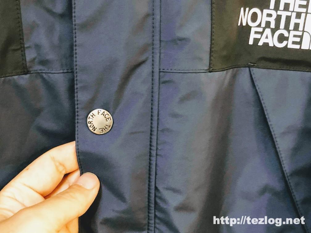 ノースフェイス マウンテンレインテックスジャケット NP11914