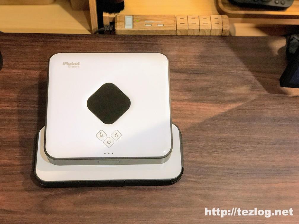 床拭きロボット ブラーバ380j 本体