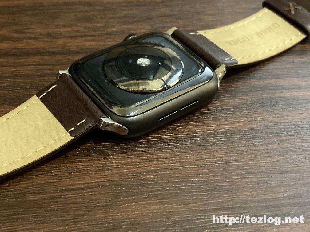 applewatch ベルトの交換の仕方