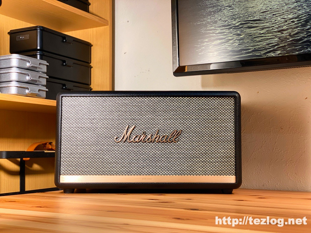 Marshall Bluetoothスピーカー Stanmore Ⅱ