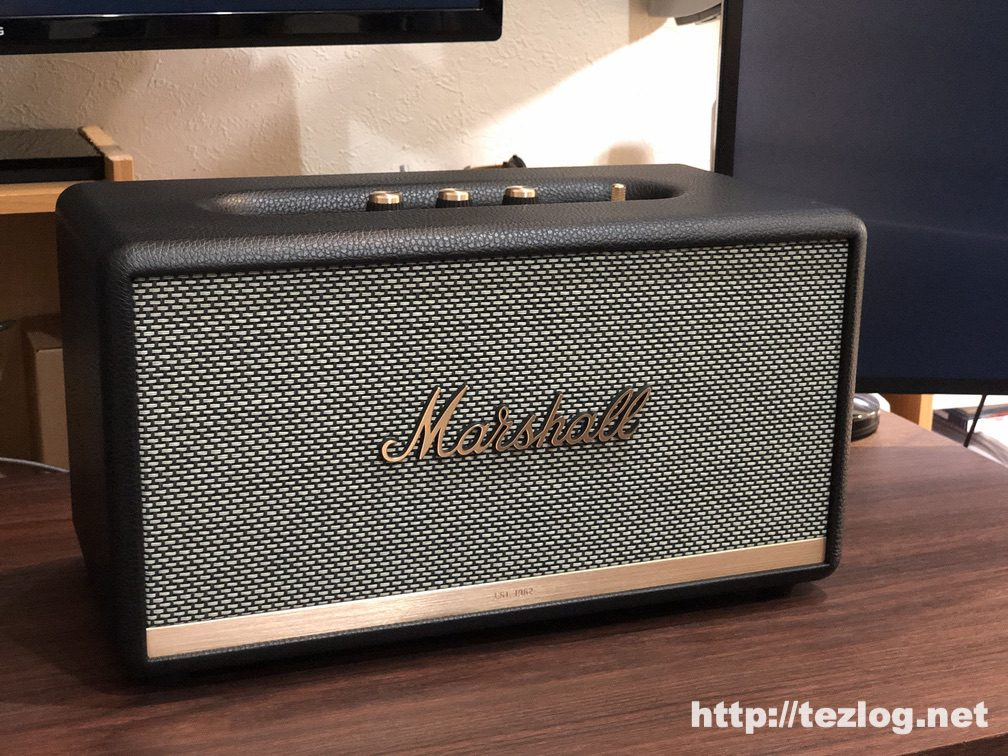 Marshall スピーカー STANMORE Ⅱ BLUETOOTH