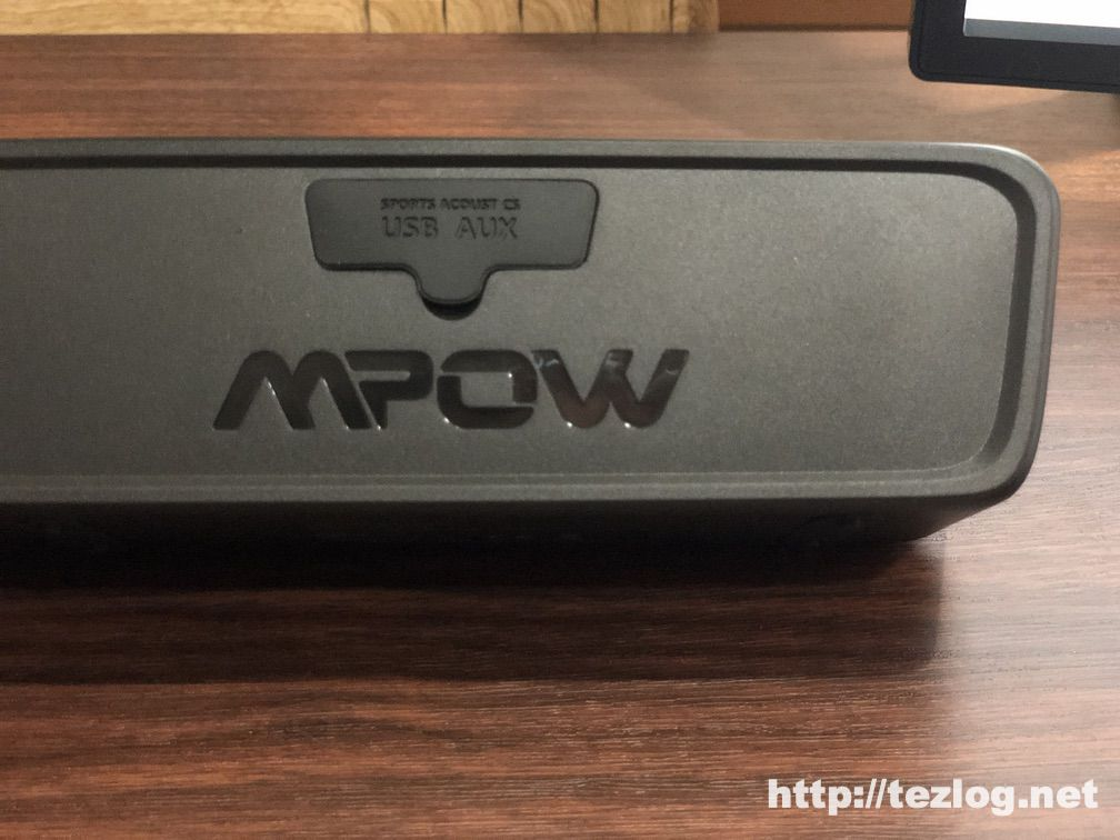 Mpow Soundhot R6 bluetoothスピーカー