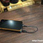 Anker PowerCore PD 10000 とESR USB-C - Lightningケーブル0.2mでiPhone 11Proを急速充電