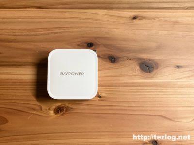 RAVPower RP-PC128 90W PD対応Type C 急速充電器