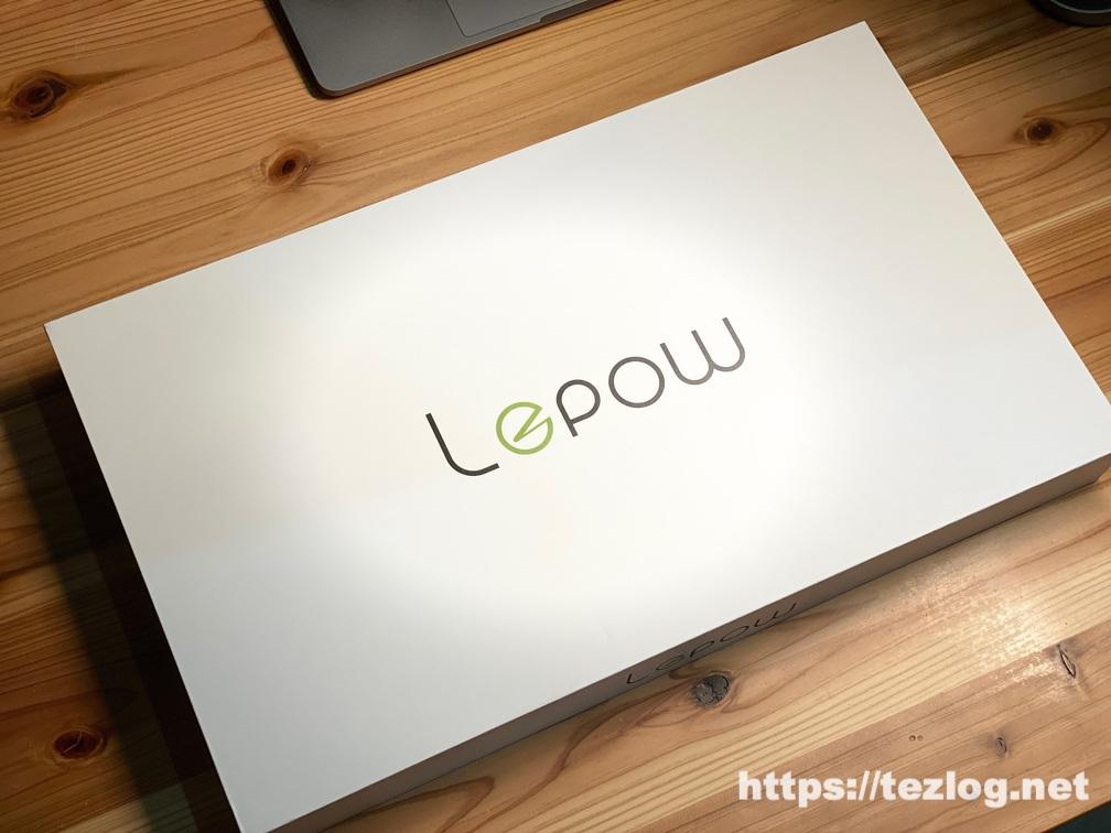 Lepow 15.6インチ IPS液晶 モバイルモニター パッケージ