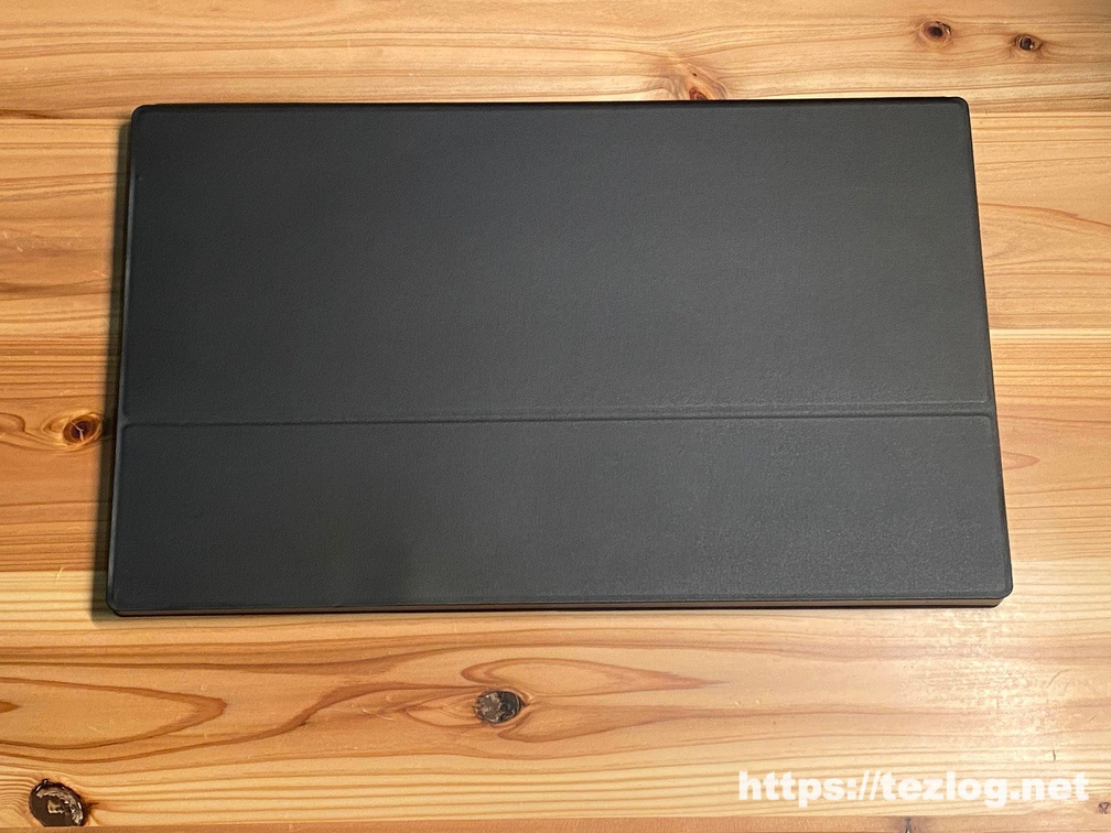 Lepow 15.6インチ IPS液晶 モバイルモニター スマートケース装着時