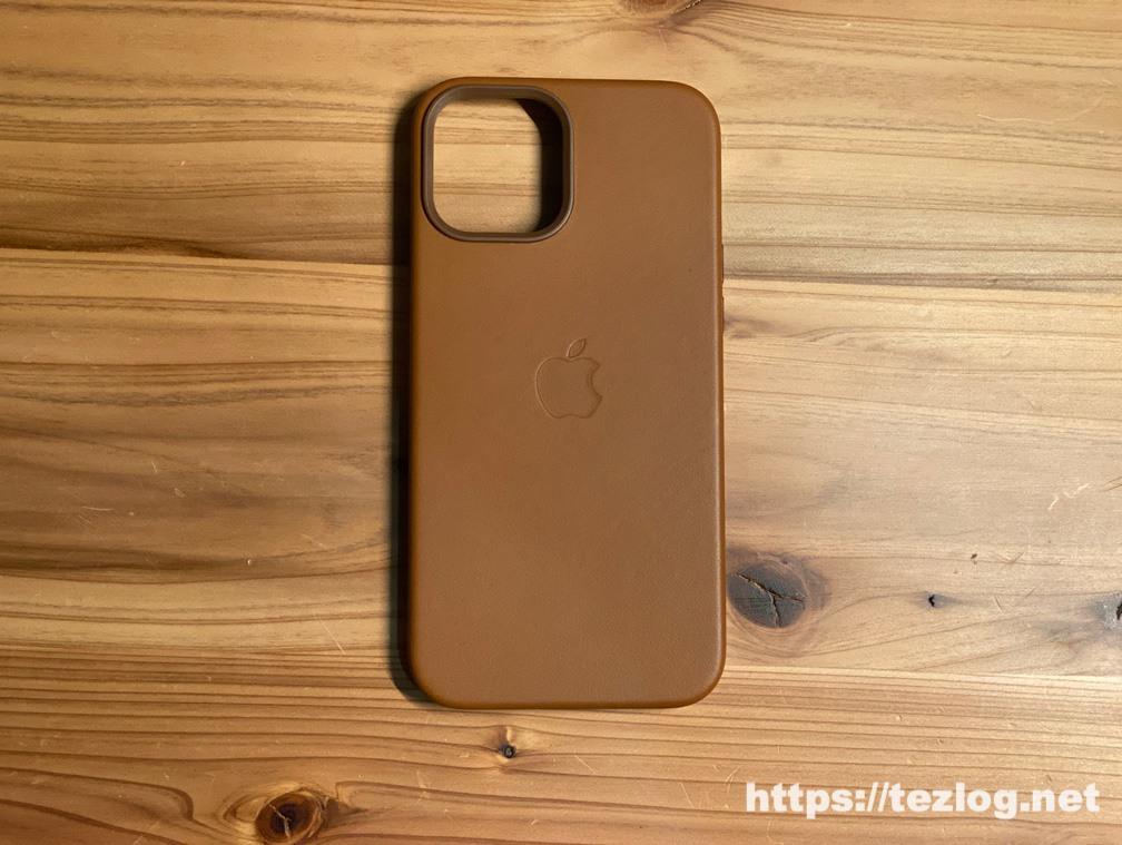 Apple MagSafe対応 レザーケース iPhone 12 Pro Max