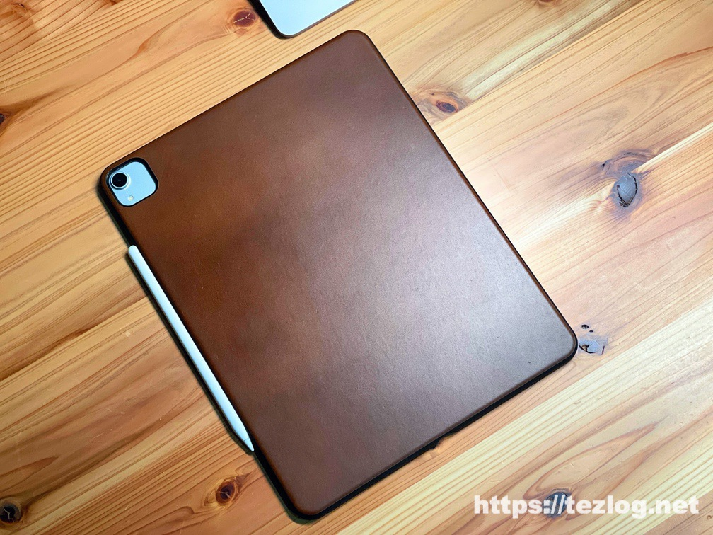 NOMAD iPad Pro Rugged Case 4th generationをiPad Pro 第3世代に装着