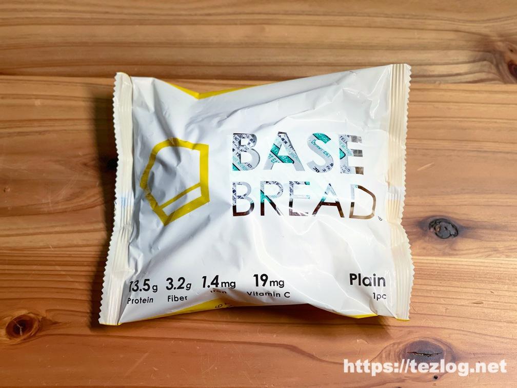 BASE BREAD ベースブレッド プレーン パッケージ表