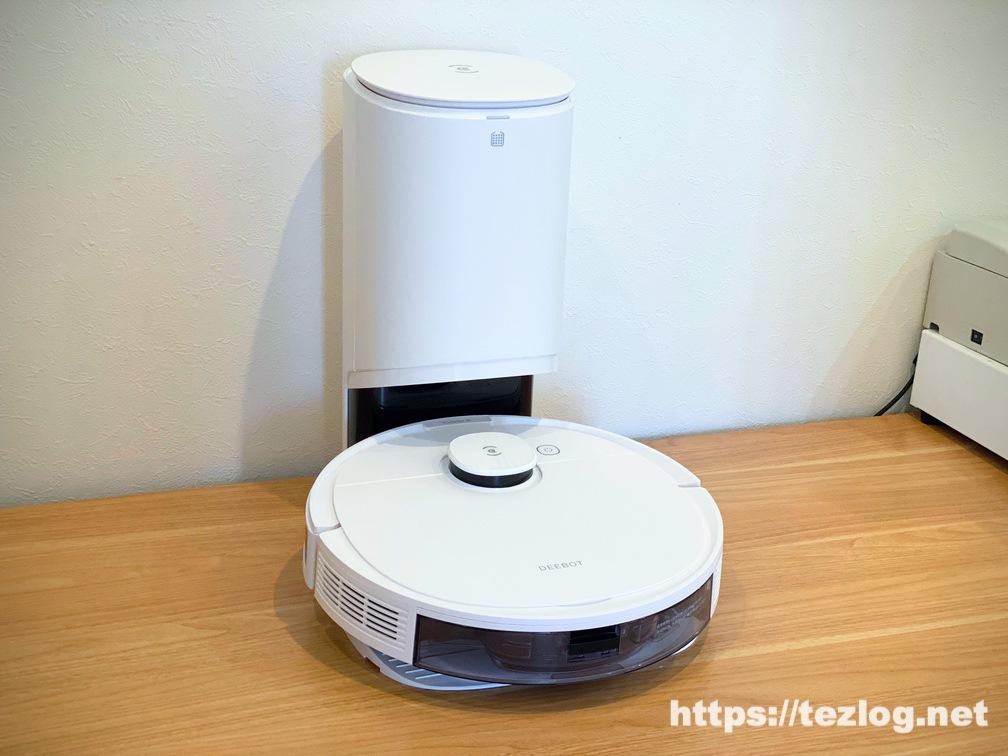 ECOVACS ロボット掃除機 DEEBOT N8 PRO+